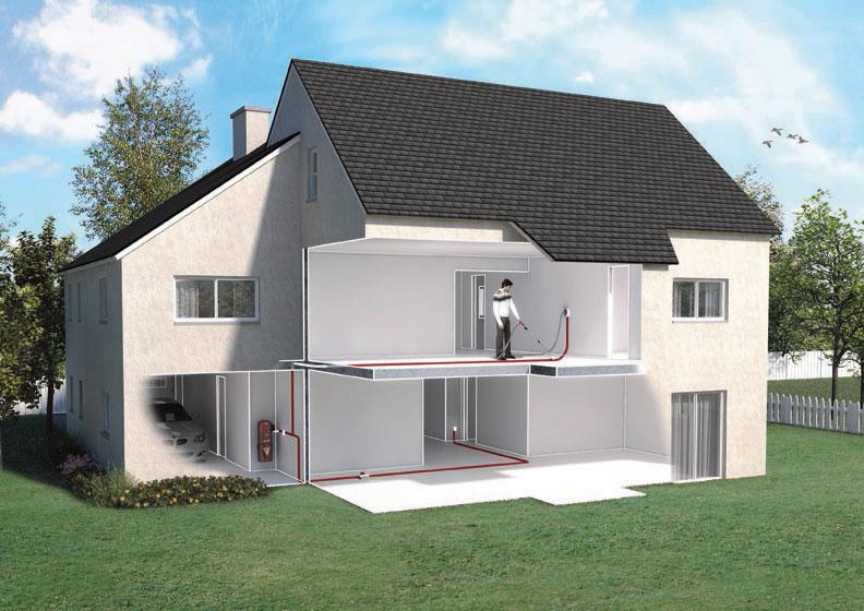 House 3d Cyclovac