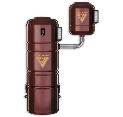 Central Vacuum 7515 Datasync Light Commercial Vacuums
